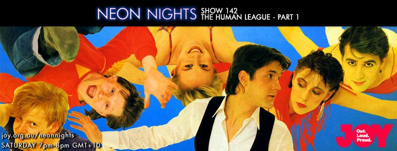 Neon Nights - 142 - Facebook - The Human League