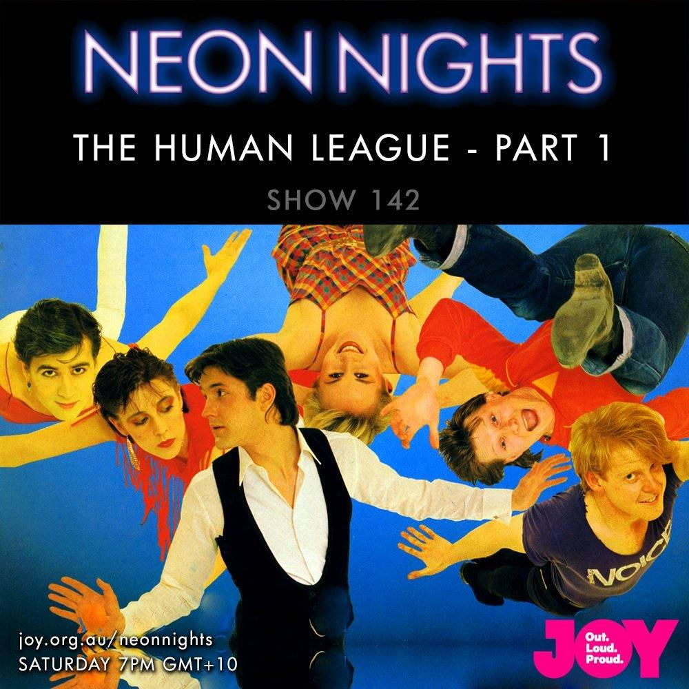 Show 142 / The Human League – Part 1