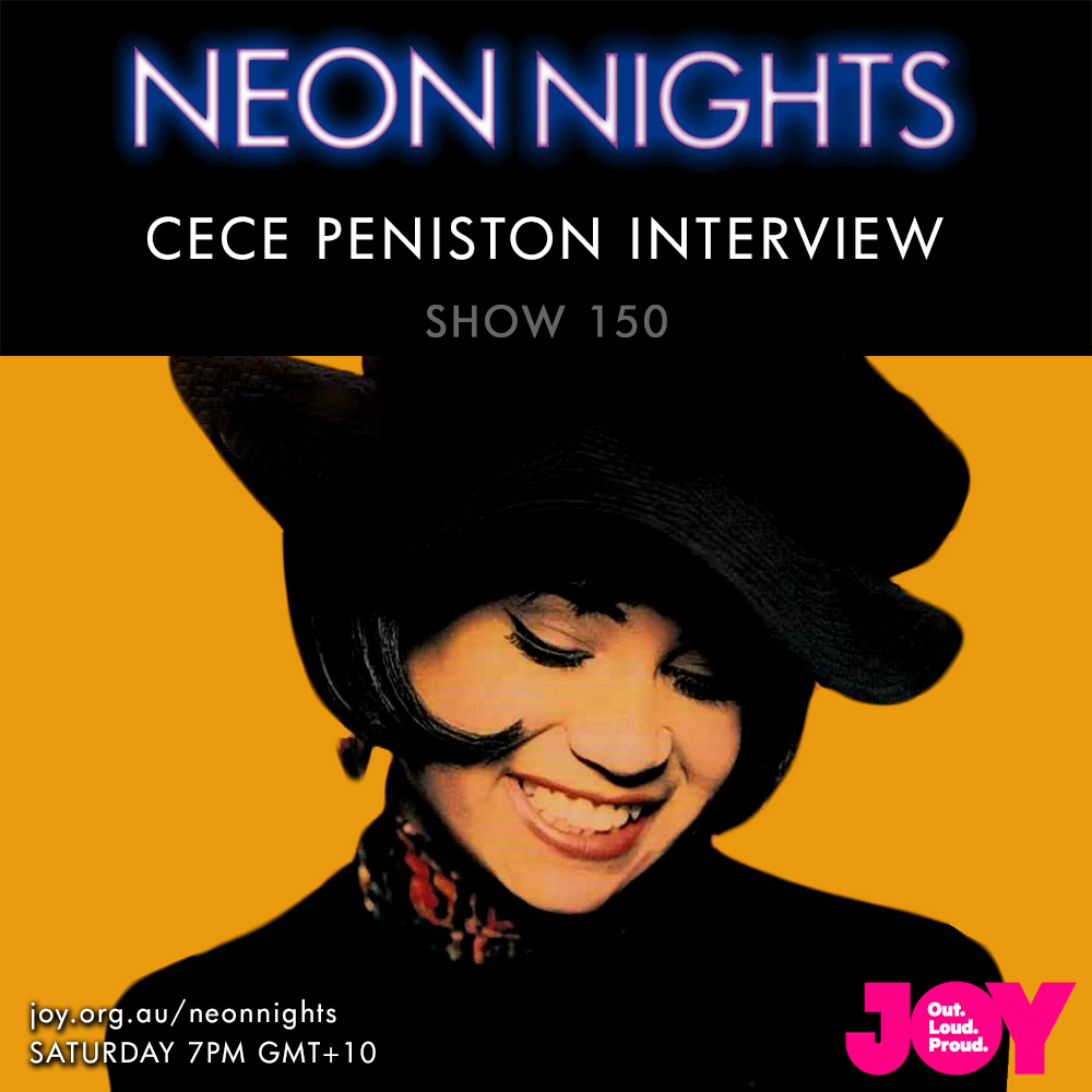 Show 150 / CeCe Peniston Interview