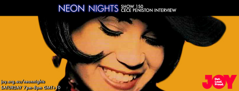 Neon Nights - 150 - Facebook - Cece Peniston Interview