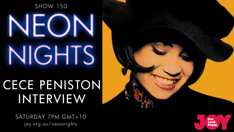 Neon Nights - 150 - Hootsuite - Cece Peniston Interview
