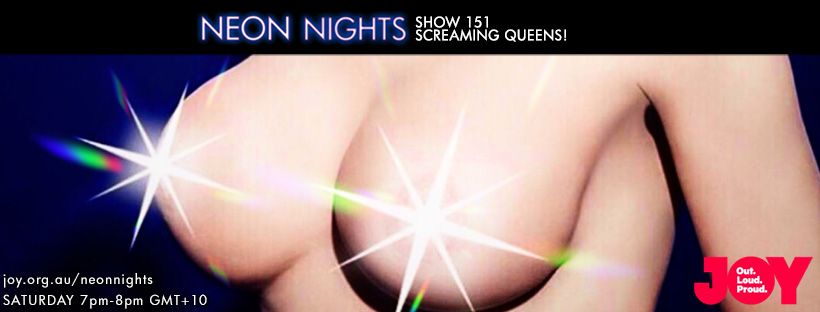 Neon Nights - 151 - Facebook - Screaming Queens