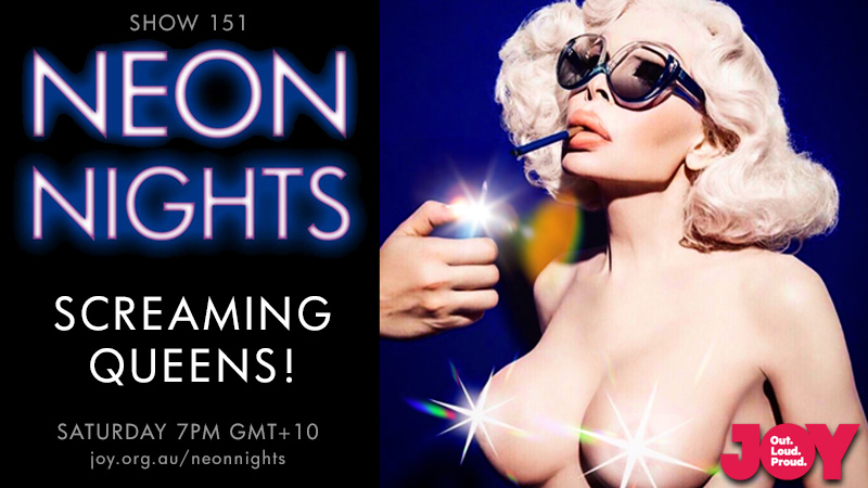 Neon Nights - 151 - Hootsuite - Screaming Queens