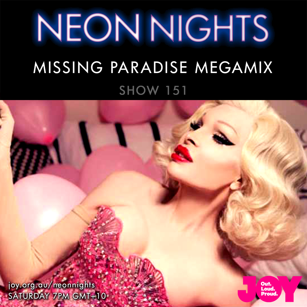 Show 151 / Missing Paradise Megamix
