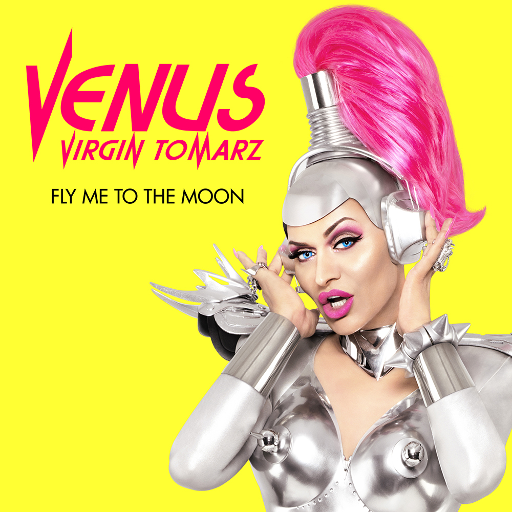 venus virgin tomarz - fly me to the moon