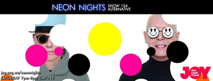 Neon Nights - 154 - Facebook - Alternative PSB