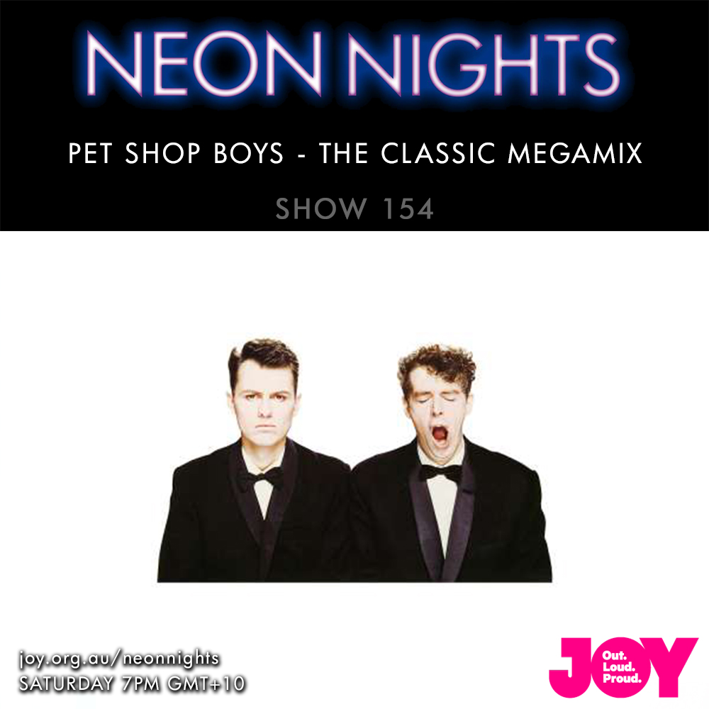 Show 154 / Pet Shop Boys – The Classic Megamix