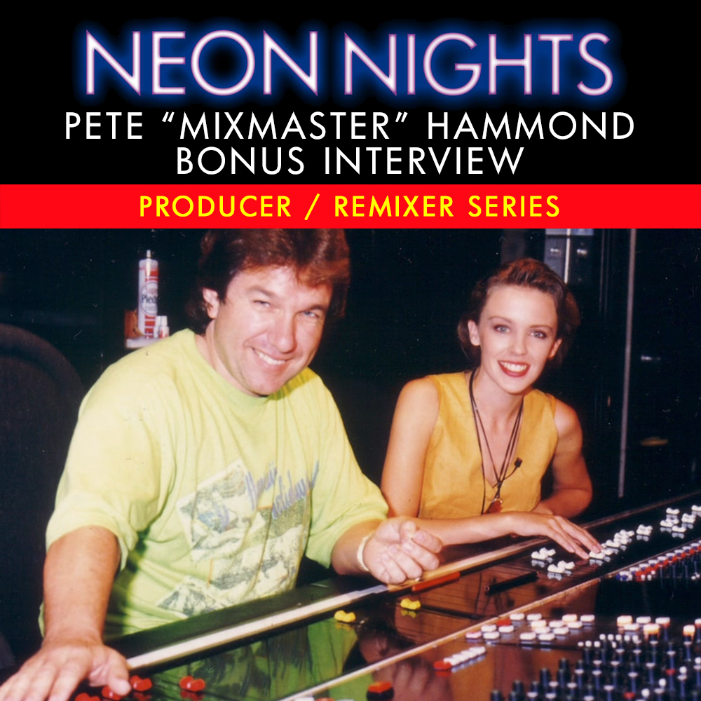 Show 155 / Pete 'Mixmaster' Hammond – Bonus Interview