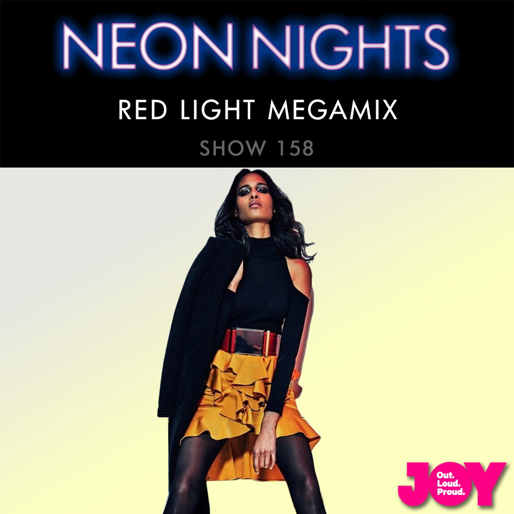 Show 158 / Red Light Megamix