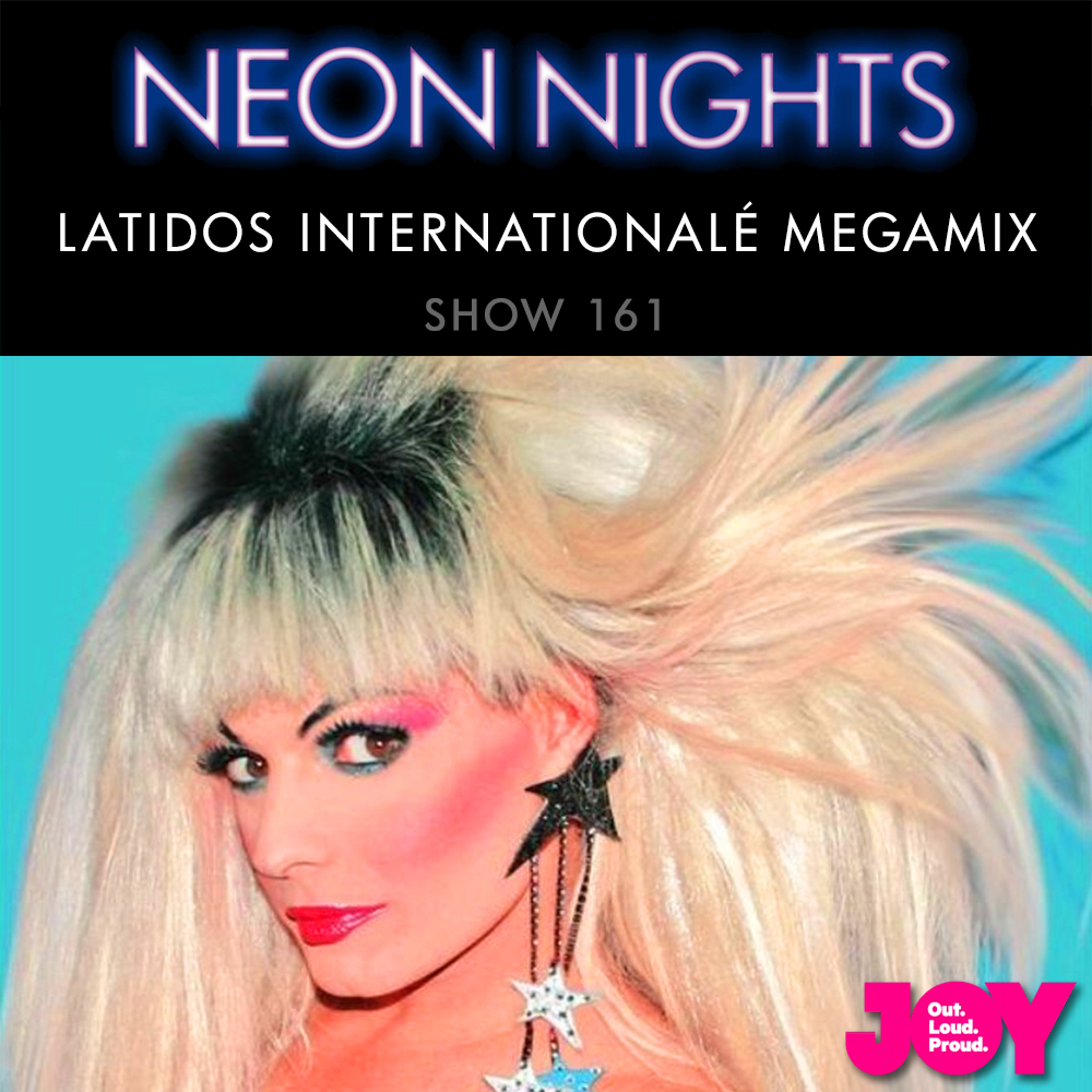 Show 161 / Latidos Internationale Megamix