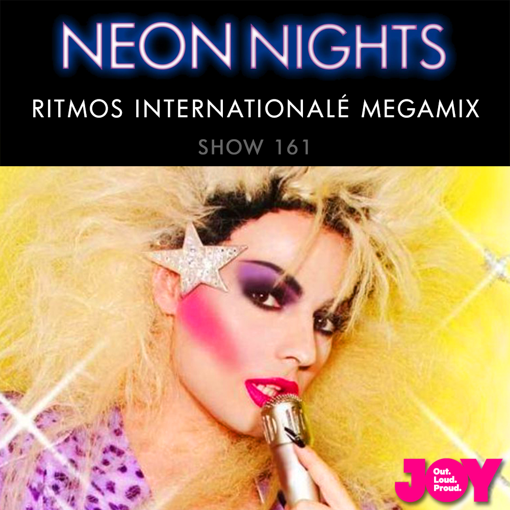 Show 161 / Ritmos Internationale Megamix