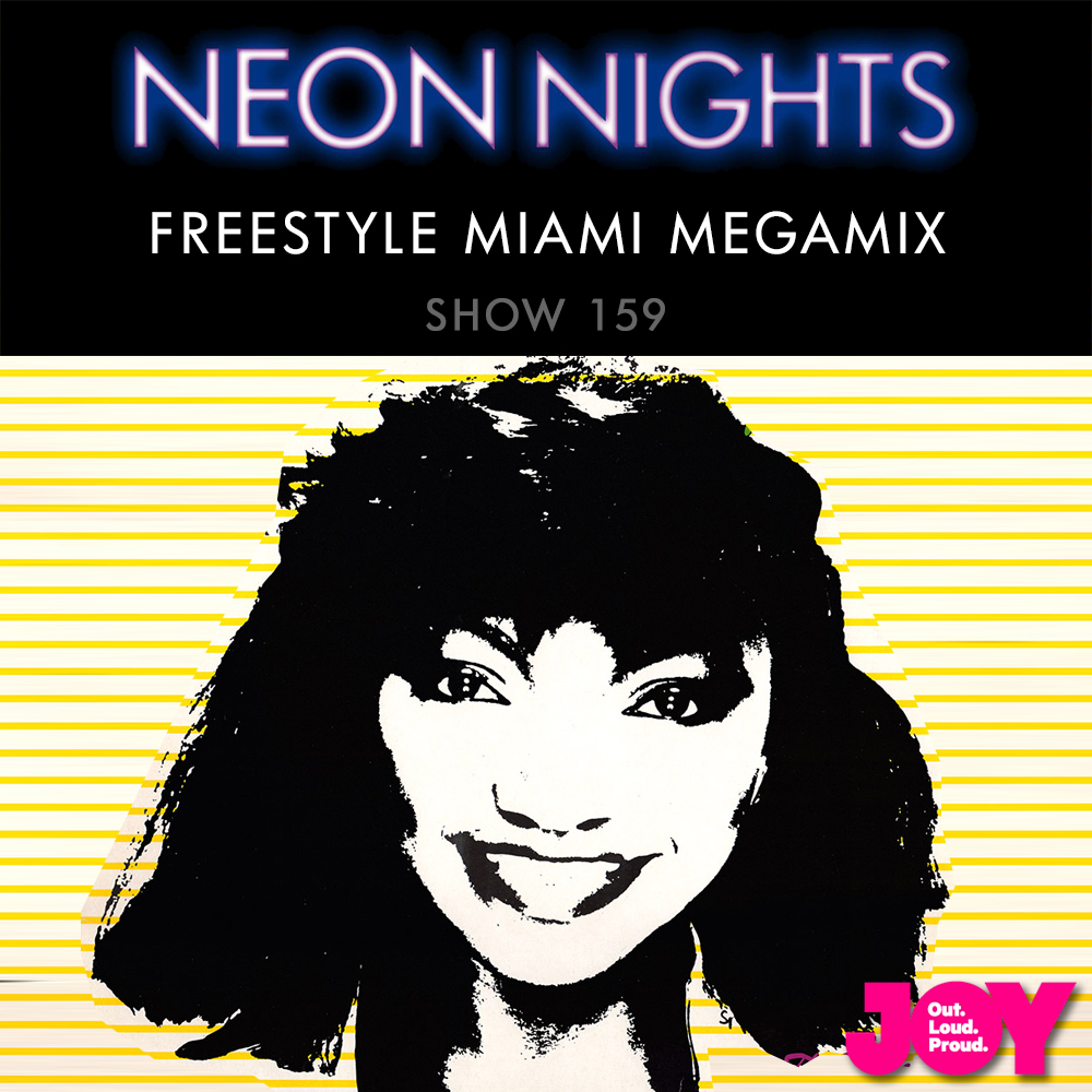 Show 159 / Freestyle Miami Megamix