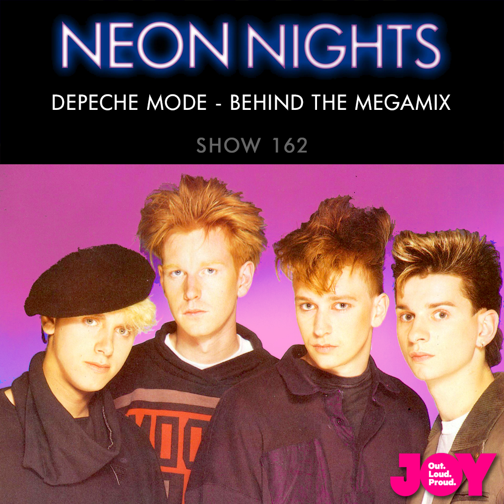 Show 162 / Depeche Mode – Behind the Megamix