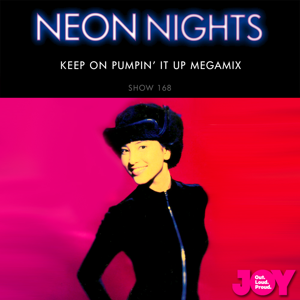 Show 168 / Keep On Pumpin It Up Megamix