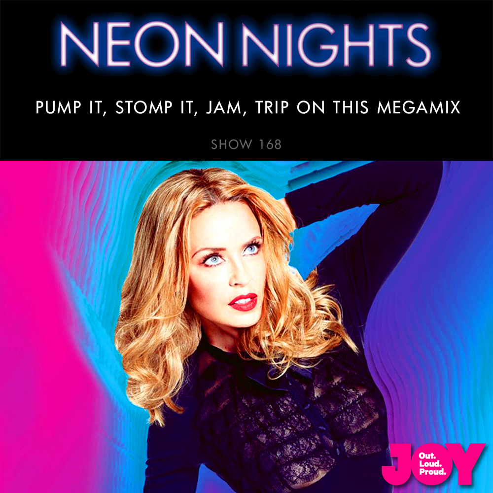 Show 168 / Pump It, Stomp It, Jam, Trip On This Megamix