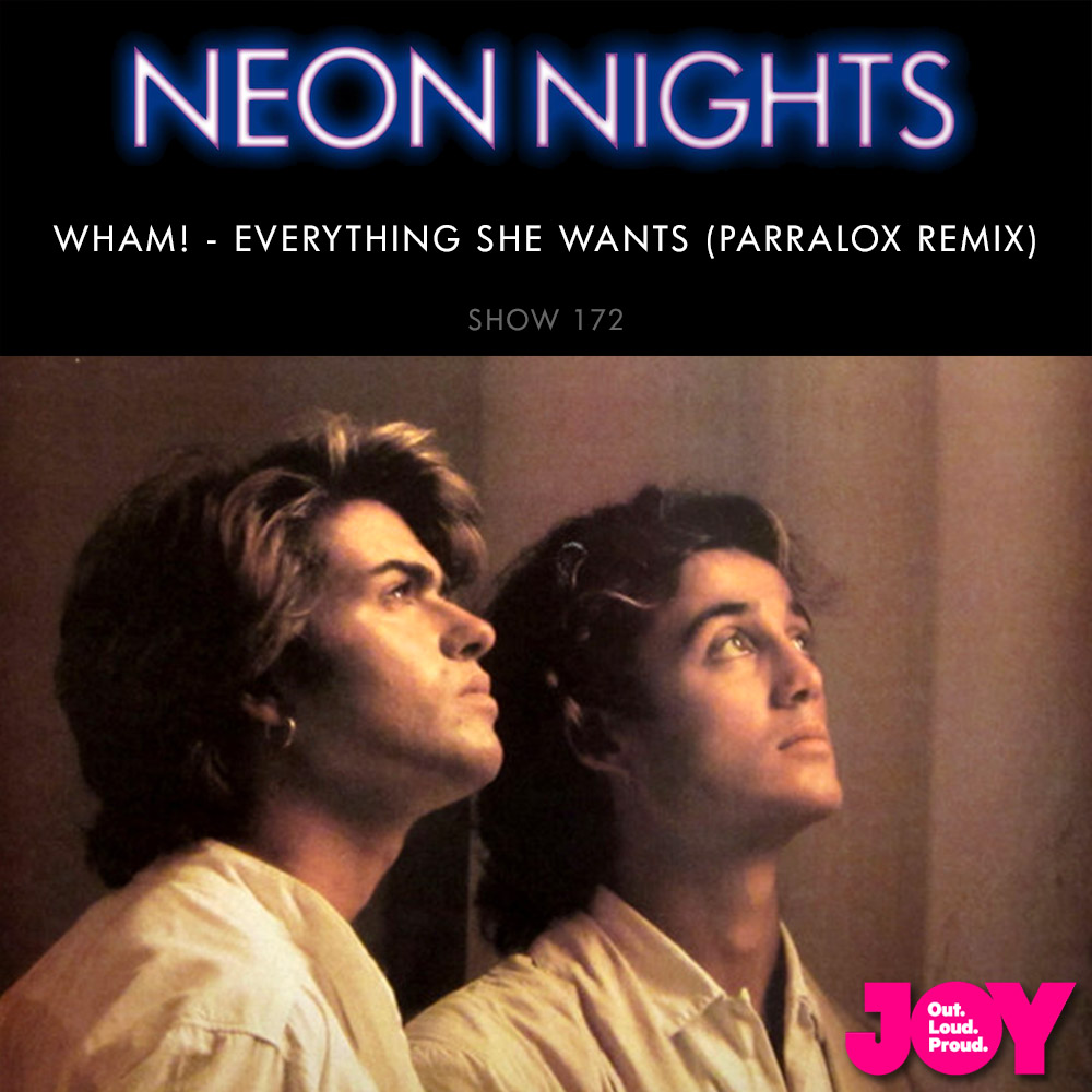 Show 172 / WHAM! – Everything She Wants (Parralox Remix)