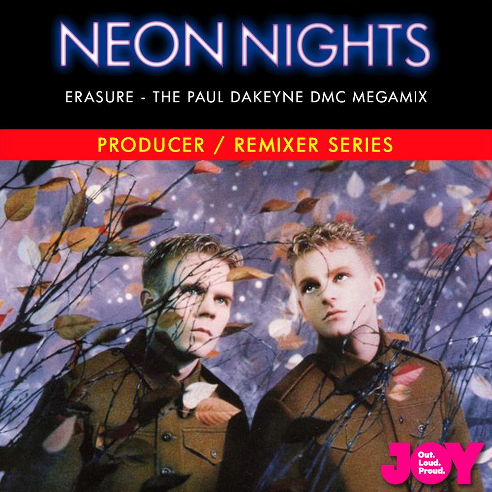 Show 179 / Erasure – The Paul Dakeyne DMC Megamix