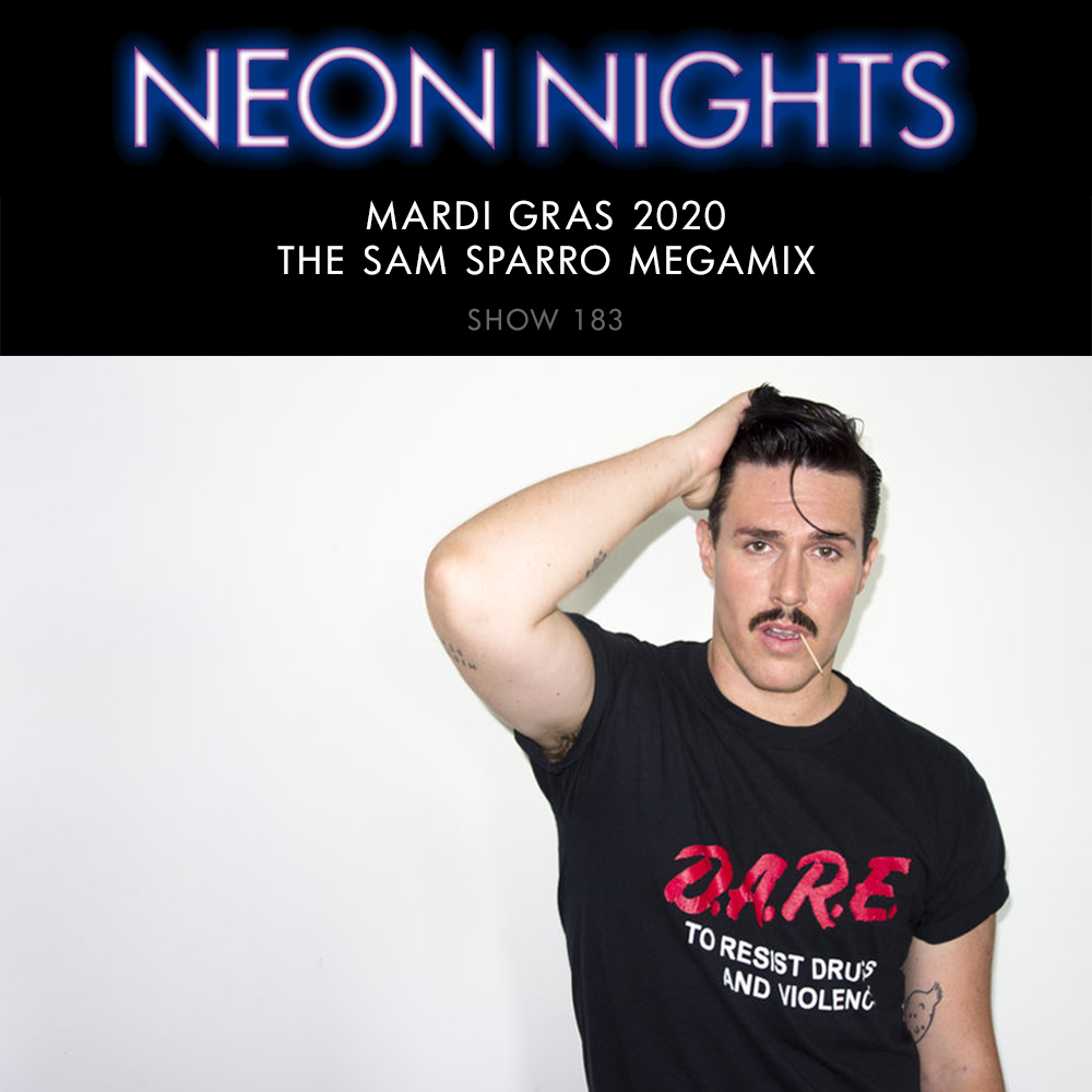 Show 183 – The Sam Sparro Megamix