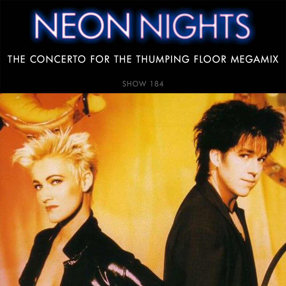 Show 184 – The Concerto for the Thumping Floor Megamix
