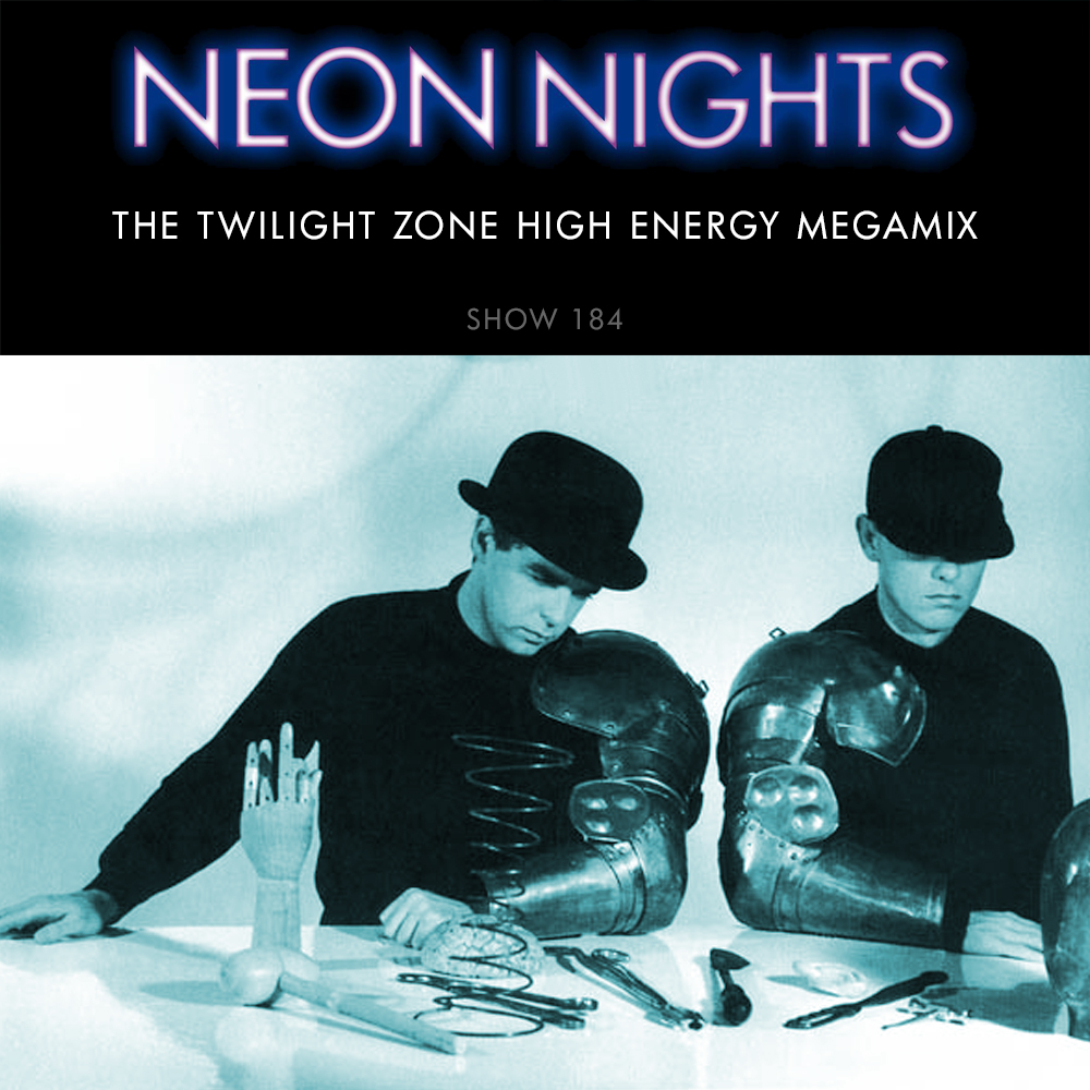 Show 184 – The Twilight Zone High Energy Megamix