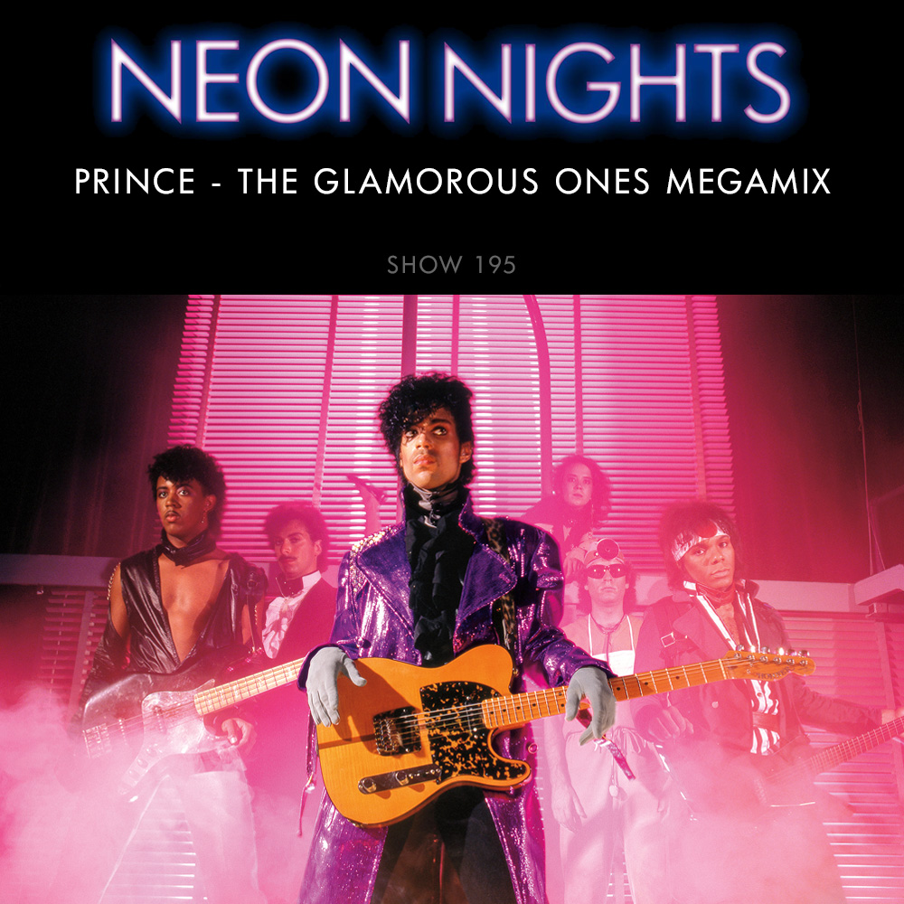 Show 195 – Prince – The Glamorous Ones Megamix