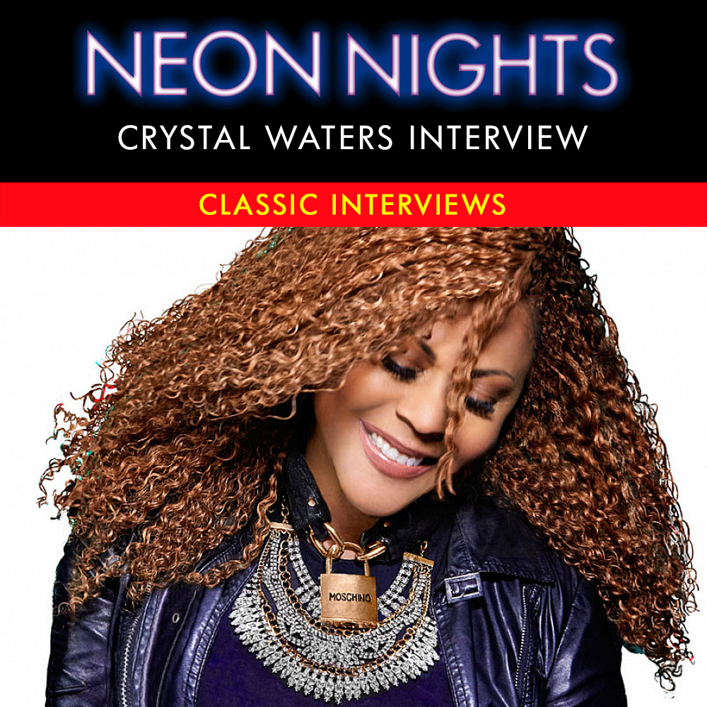Show 199 – Crystal Waters Interview