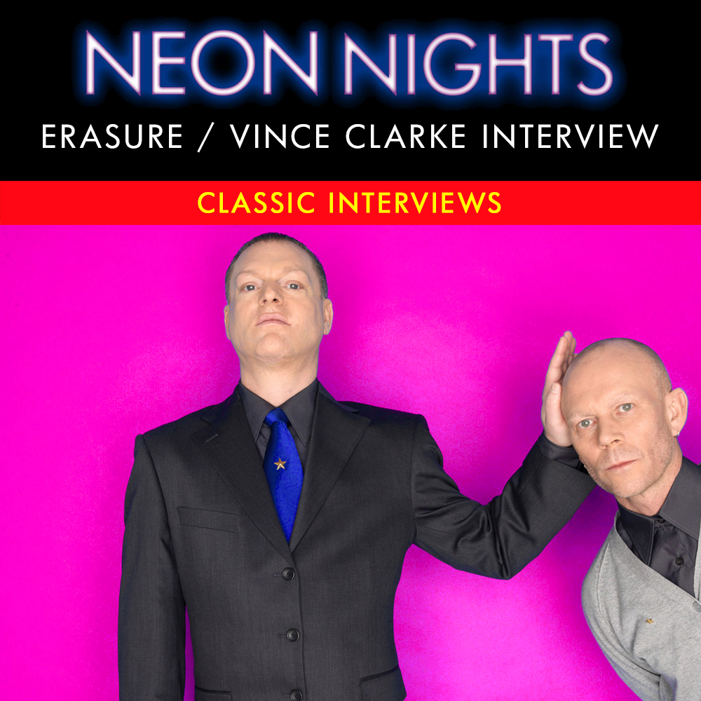 Show 200 – Erasure Interview