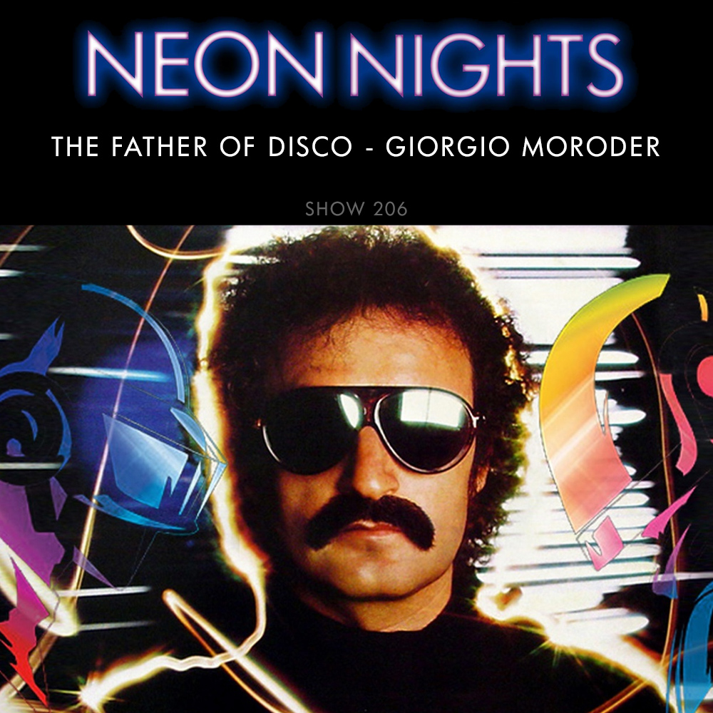 Show 206 – Giorgio Moroder – The Father of Disco