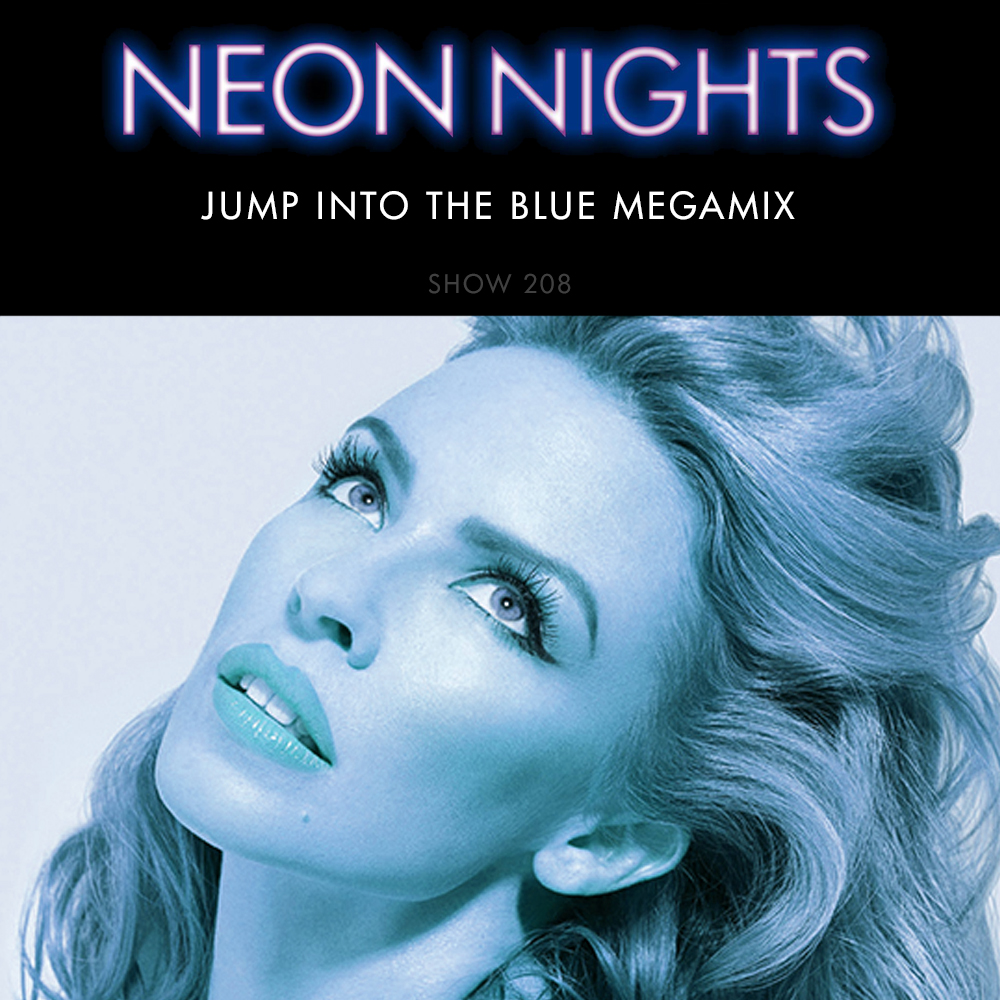 Show 208 – Jump Into The Blue Megamix