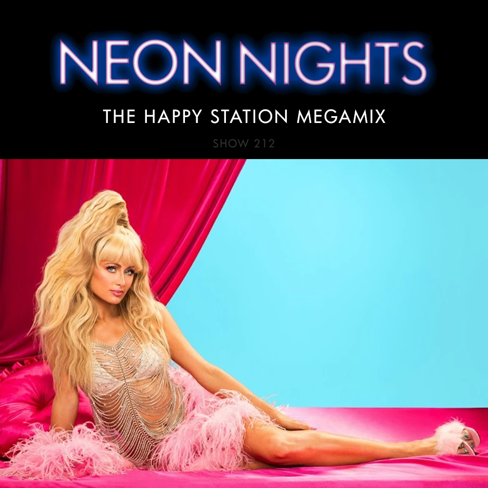 Show 212 – The Happy Station Megamix
