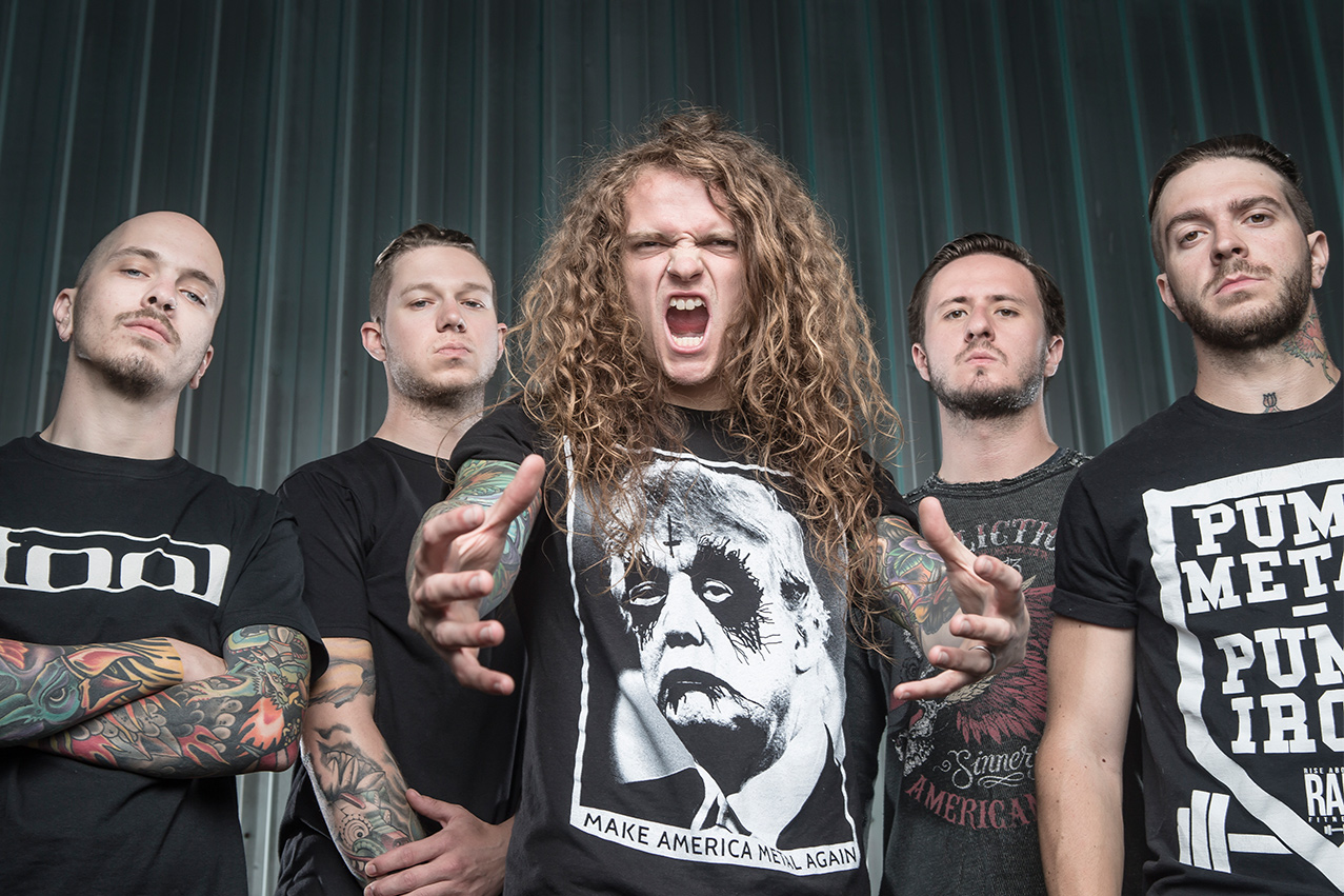 JJ's interview with Miss May I's's Levi Benton