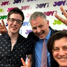Episode 150: Three Years as the Home of Queer Cinema on JOY 94.9