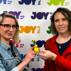 Pop Queers Ep 13: Beth Stelling vs Jacq Mifsud: Halloween Special
