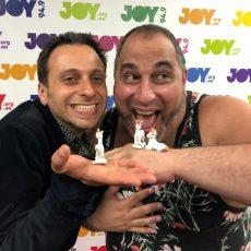 Pop Queers: Ep 17: Simon Abrahams vs Dean Arcuri