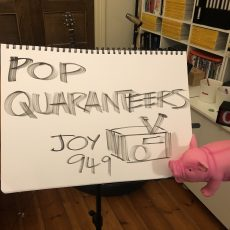Pop Queers: Ep 28: Lee Casey vs Lisa Watts (Pop Quaranteers Episode 3)