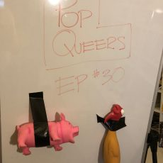 Pop Queers: Ep 30: Clayton Wimshurst vs Tamzyn Bee-Leska (Pop Quaranteers Episode 5)
