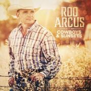 """A Real Cowboy, Roo Arcus, on his """"Cowboys & Sunsets"""""""