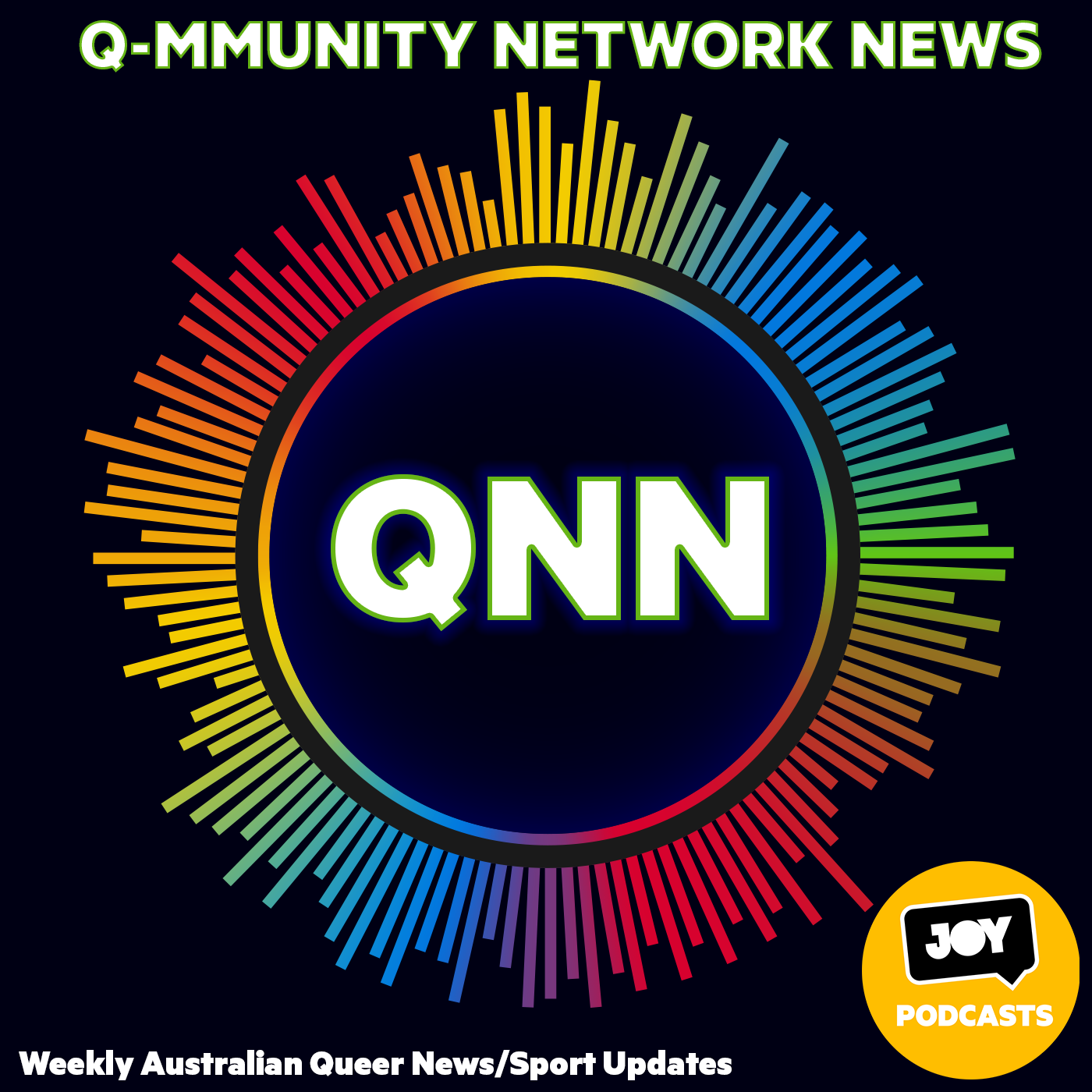 QNN - Weekly Queer News From Australia