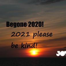 2020 comes to an end