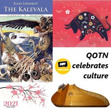 QOTN Celebrates Finnish and Chinese Culture