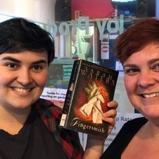 Get Cliterate: Read Fingersmith by Sarah Waters!