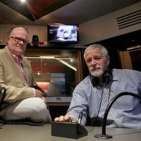 Macca joins Neil Mitchell on 3AW