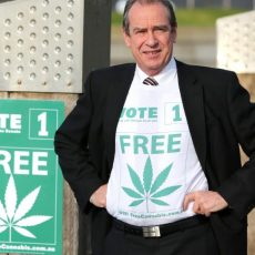 Greg Chipp: Drug Law Reform Party, Victorian Senate Candidate