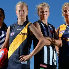Danae Gibson: Chicks Talkin' Footy on JOY