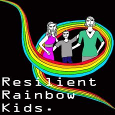 Vivian Ray: Resilient Rainbow Kids