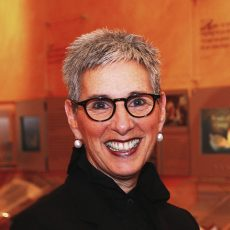 Linda Dessau AM , elected Governor of Victoria in 2015. photo: peter haskin