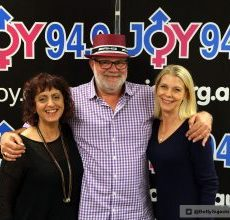Michelle Barber: Stand Up Straight on JOY 94.9