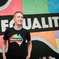 Tiernan Brady: LGBTIQ Campaigner