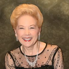 Melburnian of the year Susan Alberti AC