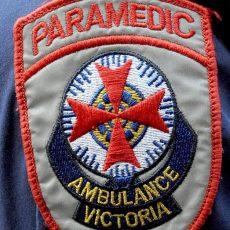 Paramedic attack sentencing